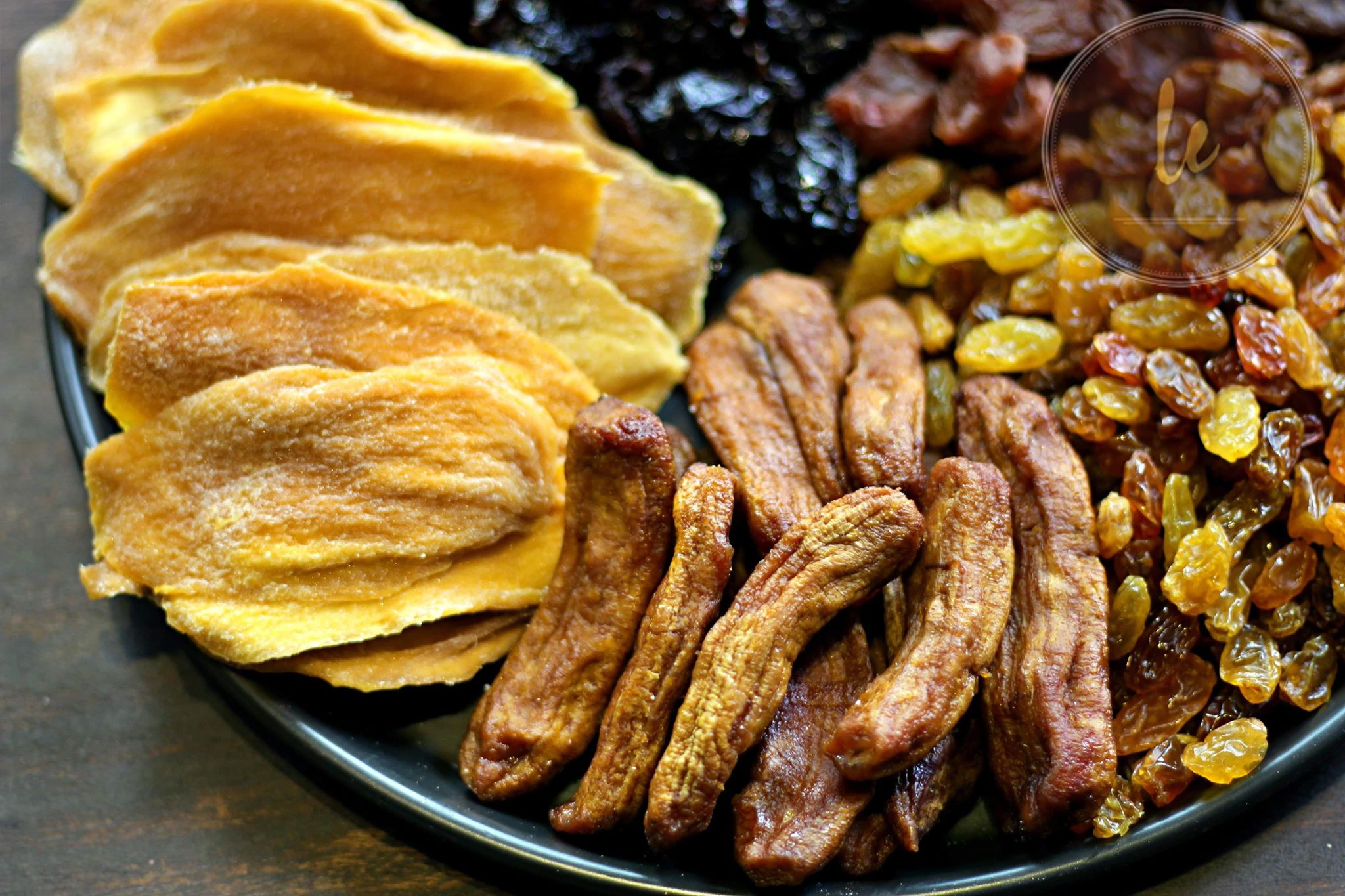 Mixed dried fruits (5 kinds of fruits)